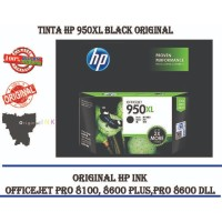 Tinta Catridge Hp 950 Xl Black Original