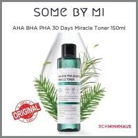 SOME BY MI AHA/BHA/PHA 30 Days Miracle Toner 150ml