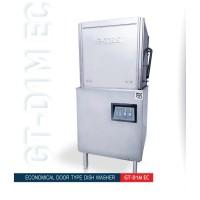 Door Dishwasher Eco Warewashing Mesin Cuci Piring G-Tek GT-D1M EC