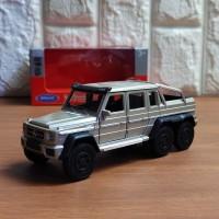 Diecast Miniatur Mercedes Benz G63 AMG 6X6