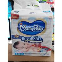 Popok MamyPoko Extra Soft. Tipe Perekat. Ukuran S. Isi 60 Helai