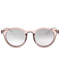 Frame Kacamata Minus/Fashion/Haldane Cream