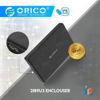 Orico Case External Hardisk SSD 2189U3 2.5 Sata USB 3.0 Enclosure
