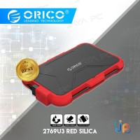 "Orico 2769U3 External Case HDD/SSD 2.5"" Enclosure Shock & Water Proof"