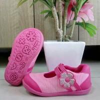 sepatu flat anak perempuan slip on merk Kipper tipe Clara UK 22-26