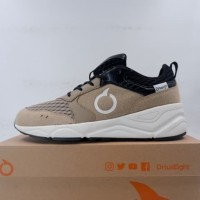 Sepatu Running/Lari Ortuseight Chameleon Coffe Black Off 11030055 Ori