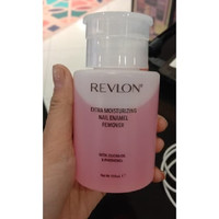 NEW! Original Revlon Extra Moisturizing Nail Polish Remover 150ml