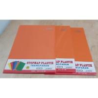 KIKY Stopmap L Plastik ( 10Pcs ) Ready ORANGE - Orange