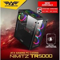 ARMAGGEDDON NIMITZ TR5000 - ATX GAMING PC CASING