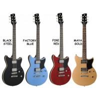 Gitar Elektrik Yamaha Revstar RS420 Fire Red