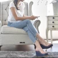 Sandal Wanita Wedges Mika WG82