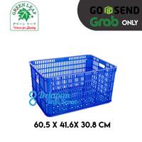 Kontainer Industri GREENLEAF 2206L 60.5x41x30cm/ Industrial Container