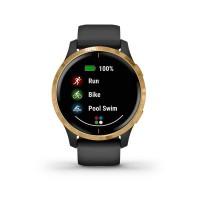 Garmin Venu GPS Wi-Fi Black/Gold SEA