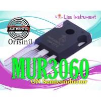 ORIGINAL MUR3060WTG MUR3060 600V 30A Ultrafast Rectifier TO-247 ON Sem