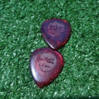 Dunlop Big Stubby 1.0mm 100% Original USA Pick Gitar Jim Dunlop Lexan