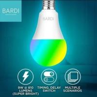 Lampu Bardi 9W bulp Wifi