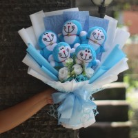 49 Harga Buket Boneka Doraemon Bunga Murah Terbaru 2020 Katalog Or Id