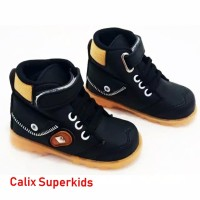 Sepatu Anak Dokmar Hitam Sepatu Baby