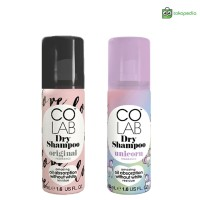 COLAB Dry Shampoo - Travel Size: Unicorn & Original Bundle