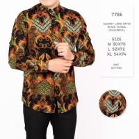 Kemeja Batik / Batik Pria Lengan Panjang / Kemeja Pria