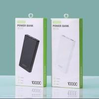 Power Bank RT170 PB Robot 10000mah White GARANSI RESMI ORIGINAL