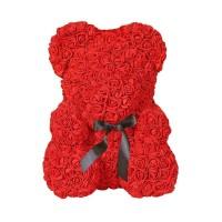 Boneka Beruang / Teddy Bear Rose / Valentine Gift