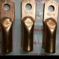 Skun Long CU / Sepatu Kabel Long CU 120mm / 120 mm - 12 Tembaga Murni