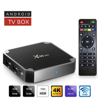 TV BOX Android 4K Android 7.1 DDR3 2GB 16 GB Support DLNA AirPlay