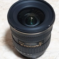 Tokina 11-16mm f/2.8 ATX PRO DX-II Lens for Nikon Camera
