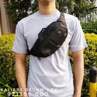 Waist Bag Tas Pinggang Selempang Kalibre Regum 921159 000 Original