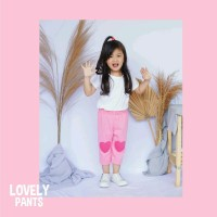 LOVELY PANTS 1-5 TAHUN CELANA ANAK PEREMPUAN LEGGING ANAK CEWEK LEGING