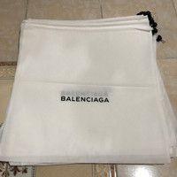 BALENCIAGA Dustbag Tas Serut / Cover / Dust Bag / DB Branded Sarung