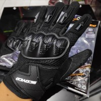 sarung tangan sepeda motor scoyco mc58 original / gloves scoyco mc58
