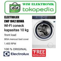 Mesin cuci Electrolux EWF 1042 BDWA kapasitas 10 kg