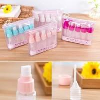 E26 Travel Kit 5 in 1 Toiletries Tempat Sabun Shampoo Lotion u