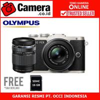 Olympus PEN E-PL8 kit 14-42mm EZ (Black) + 14-150mm Mark II