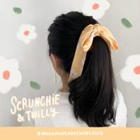 Moon Pancake Twinchies (Twilly + Scrunchies)