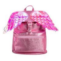 READY JAKARTA NEW ARRIVAL Smiggle Magical Go Girl Backpack with WINGS
