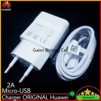 Charger Huawei Y6 2018 ORIGINAL 100% Micro USB 2A
