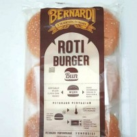Bernardi Roti Burger Bun 300gr isi 6