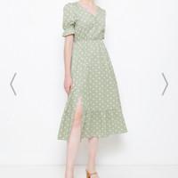 Venice dress dusty green