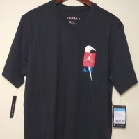 Nike Air Jordan T-Shirt - Hitam, M