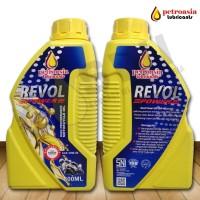 Petroasia Revol Power SAE 20W40/API-SF 0,8L SNI ( Oli Murah )