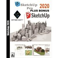 SketchUp Pro 2020 plus