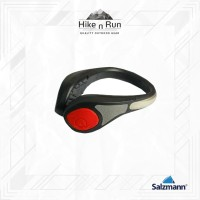 Salzmann Outdoor Cycling / Running Reflective LED Shoe Light (Red)