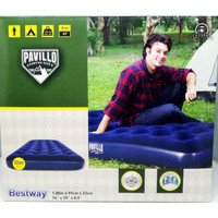 Kasur Angin Twin Size Bestway 67001 188 x 99 cm Matras Karet Air Bed