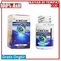 Walatra Albumin kemasan baru Albucare ekstrak ikan gabus