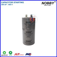 Kapasitor - Capacitor Starting 250 Uf - 450V - Part Kom TBT