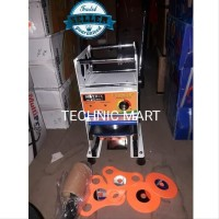 Mesin Cup Sealer Matrix MTX-D1 by Eton Press Gelas 12-22oz limited