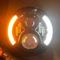 Daymaker HOMER 7 inch LENGKAP BATOK ADA LAMPU SEN NYA suku cadang